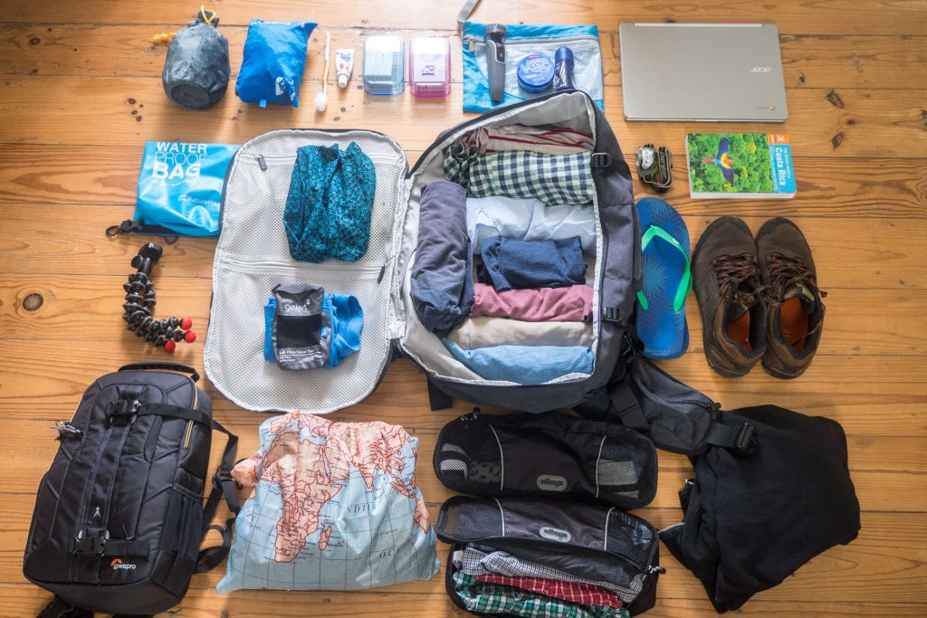 Getting Ready for Your Backpacker Trip